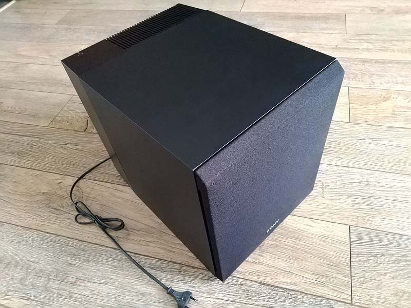 Активный сабвуфер Sony SA-CS9